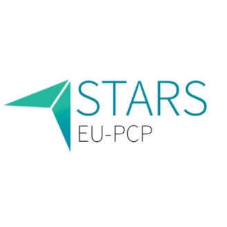 Logotipo Stars eu Project