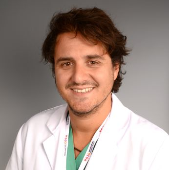 Ricardo Bartel, Paediatric otorhinolaryngologist in the SJD Barcelona Children's Hospital
