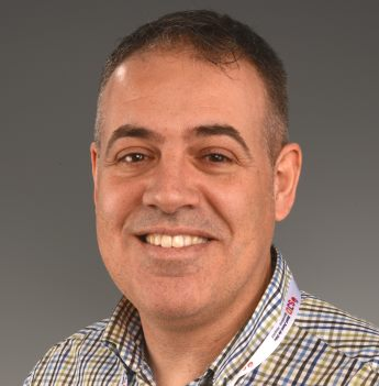 Ton Noguera, paediatrician in the SJD Barcelona Children's Hospital