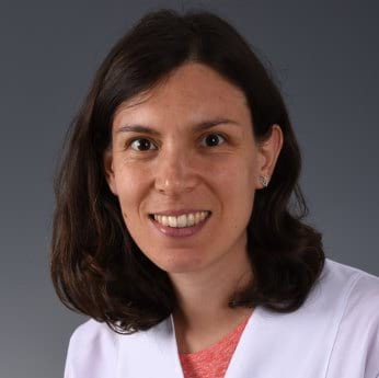 Georgina Armero Campos, paediatrician SJD Barcelona Children's Hospital