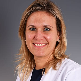 Isabel Ayet Roger, ophtalmologist SJD Barcelona Children's Hospital
