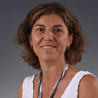Mar Benassar Sans, obstetritian in the SJD Barcelona Children's Hospital