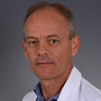 Jose María Caffarena Calvar, cardiovascular surgeon SJD Barcelona Children's Hospital