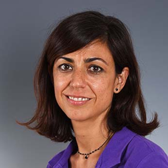 Gemma Calaf Valls, physiotherapist SJD Barcelona Children's Hospital