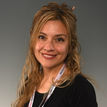 Verónica Paola Celis Passini, paediatric oncologist at SJD Barcelona Children's Hospital