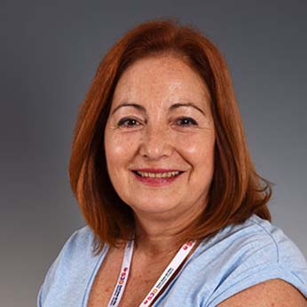 Gloria Cerdán Escamilla, psychologist Sant Joan de Déu Barcelona Children's Hospital