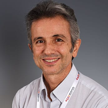 Guillermo Luis Chantada, oncologist Sant Joan de Déu Barcelona Children's Hospital