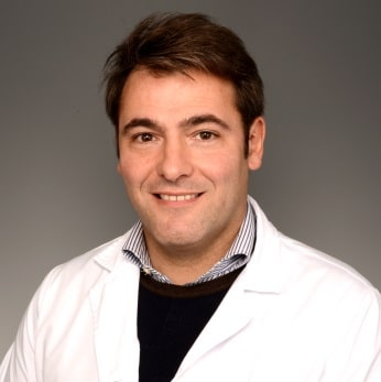 Stefano Congiu, pediatric cardiac surgeon at the SJD Barcelona Children's Hospital