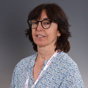 Ofelia Cruz Martínez, paediatric oncologist SJD Barcelona Children's Hospital