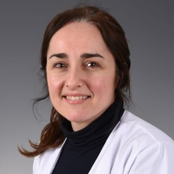 Alejandra Darling, paediatric neurologist, SJD Barcelona Children's Hospital