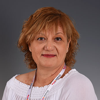 Liliane Dehont Giner, psychologist Sant Joan de Déu Barcelona Children's Hospital
