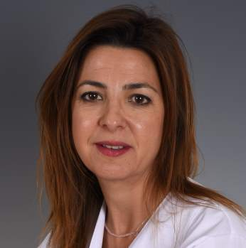 Cristina Domingo López, doctor and acupuncturist SJD Barcelona Children's Hospital