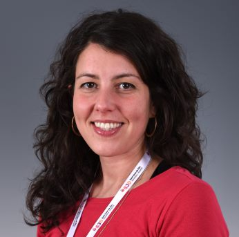 Esther Via, psychiatrist and researcher at the SJD Barcelona Children's Hospital