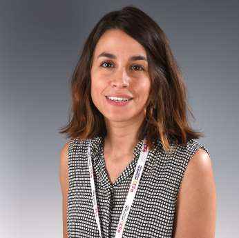 Anna Fabra Ferrer, psychologist in the SJD Barcelona Children's Hospital