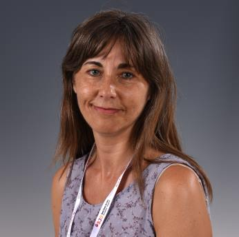 Conchita Fernández Zurita, Pediatric neurologist of the SJD Barcelona Children's Hospital