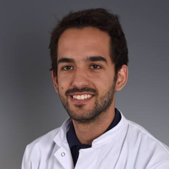 Carlos Fresno Cañada, paediatric optometrist SJD Barcelona Children's Hospital