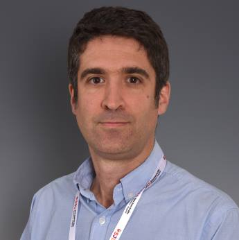 Luis Garcia Aparicio, paediatric surgeon SJD Barcelona Children's Hospital