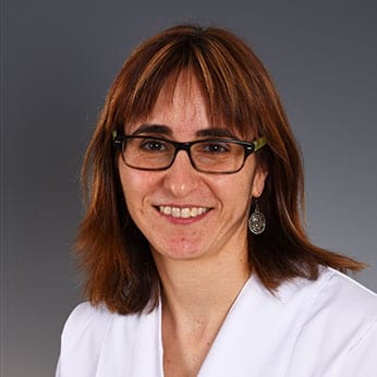 Eva Gargallo Burriel, paediatrician Sant Joan de Déu Barcelona Children's Hospital