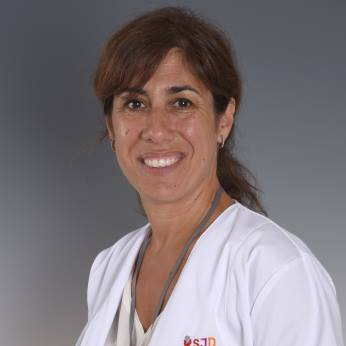 Lola Gómez Roig, obstetrician and gynaecologist SJD Barcelona Children's Hospital