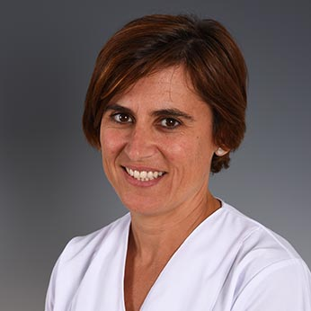 Laura López Sala, physiotherapist SJD Barcelona Children's Hospital