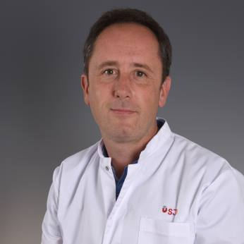 Jordi Moncunill Mira, paediatric orthodontist SJD Barcelona Children's Hospital