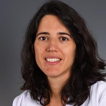 Laura Monfort Carrero, paediatrician SJD Barcelona Children's Hospital