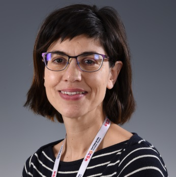 Mónica Rebollo Polo, radiologist SJD Barcelona Children's Hospital