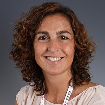 Marta Pardo Gallego, psychologist Sant Joan de Déu Barcelona Children's Hospital