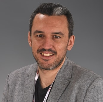 Alejandro Peiró, Orthopaedic surgeon and pediatric traumatologist SJD Barcelona Children's Hospital
