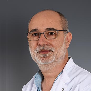 Joan Prat Bartomeu, ophtalmologist SJD Barcelona Children's Hospital