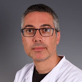 Jordi Prat Ortells, surgeon Sant Joan de Déu Barcelona Children's Hospital