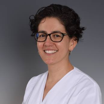 Alia Ramírez Camacho, paediatric and epileptological neurologist SJD Barcelona Children's Hospital