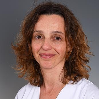 Carlota Rovira Zurriaga, pathologist doctor Sant Joan de Déu Barcelona Children's Hospital