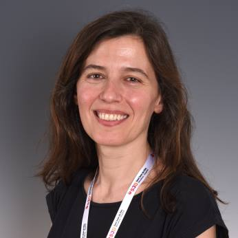 Victoria San Antonio Arce, paediatric and epileptological neurologist SJD Barcelona Children's Hospital