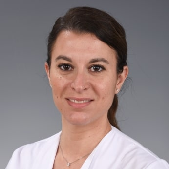 Melisa Stitzman Wengrowicz, Orthopedic surgeon and pediatric traumatologist at the SJD Barcelona Children's Hospital