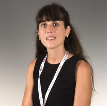 Anna Valenzuela Palafoll, psychologist in the SJD Barcelona Children's Hospital
