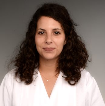 Cristina Vazquez, Paediatric otorhinolaryngologist in the SJD Barcelona Children's Hospital