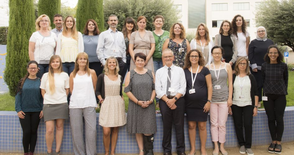 International patient crew, SJD Barcelona Children's Hospital