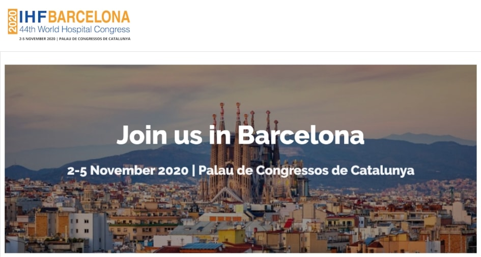 44th IHF World Hospital Congress Barcelona