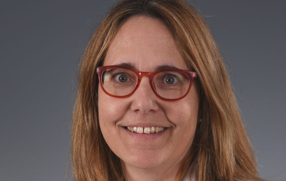 Susana Rives, paediatric haematologist at SJD Barcelona Children's Hospital