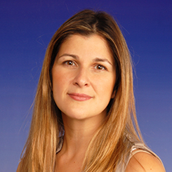 Consol Gutíerrez, paediatric speech therapist SJD Barcelona Children's Hospital
