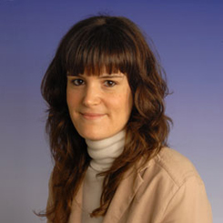 Cristina García López, psychologist at the SJD Barcelona Children's Hospital